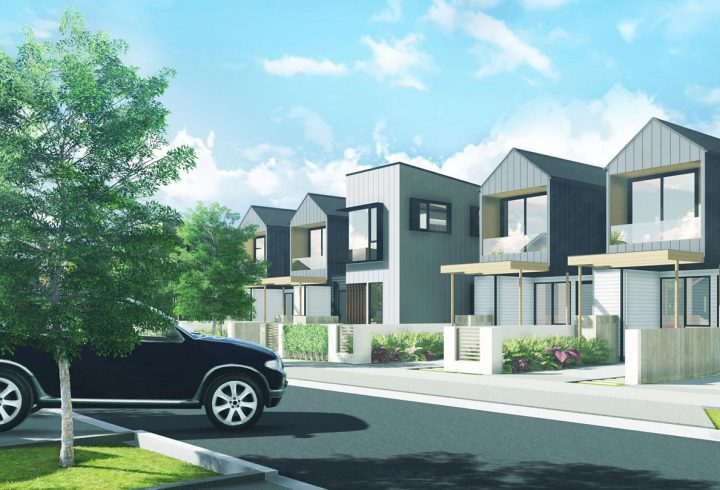 Papakura Housing Development